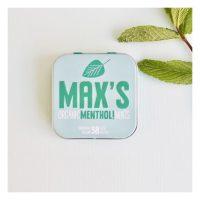 MAX's Mints MENTOL EKO 35g